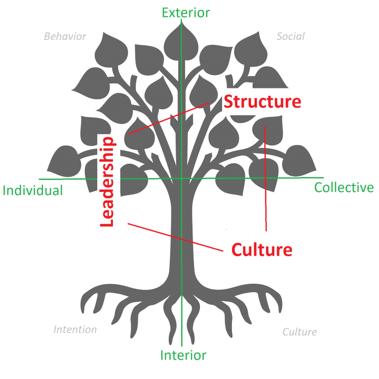 AQAL tree
